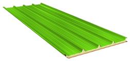 poliuretan płyta dachowa